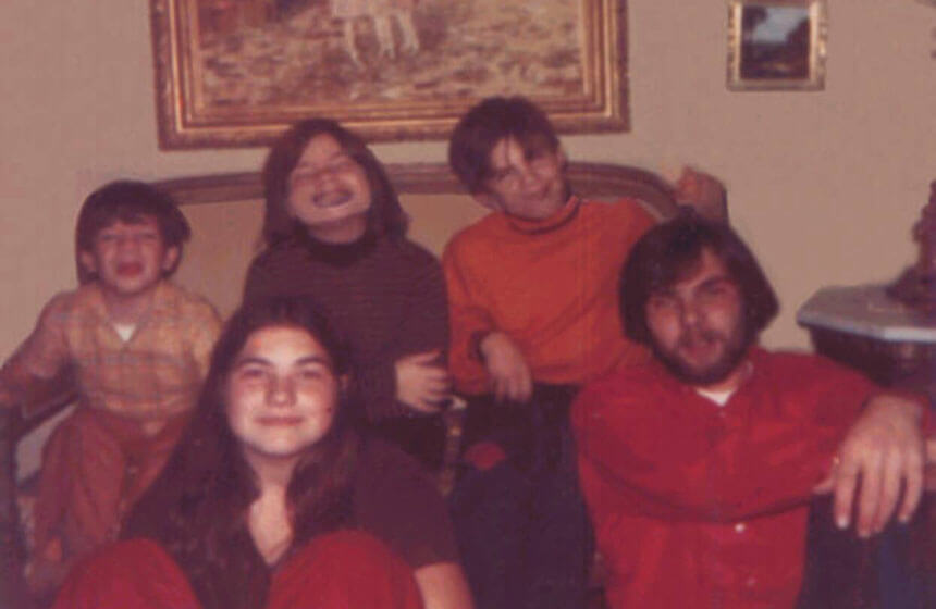 DeFeo children of the Amityville haunted house