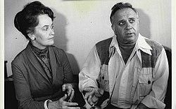 Ed and Lorraine Warren ghost hunters