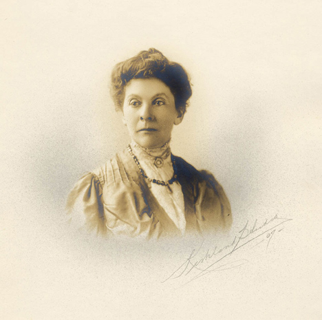 Flora Stanley who haunts the Stanley Hotel