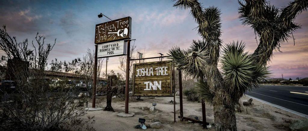 Haunted Joshua Tree Inn