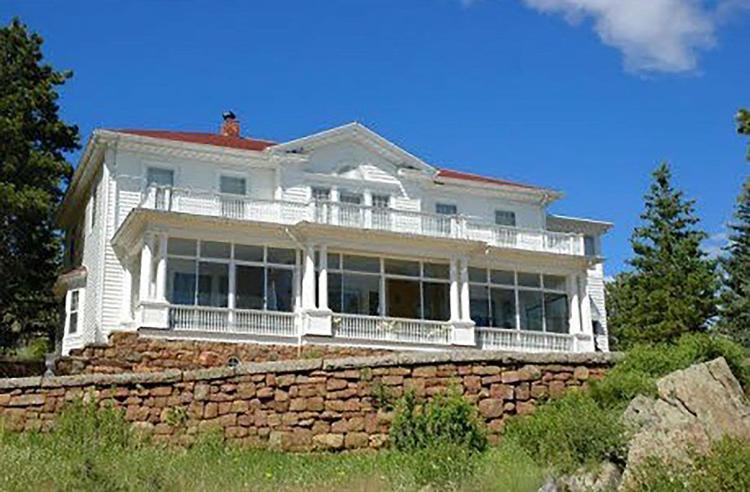 Stanley Rockside home