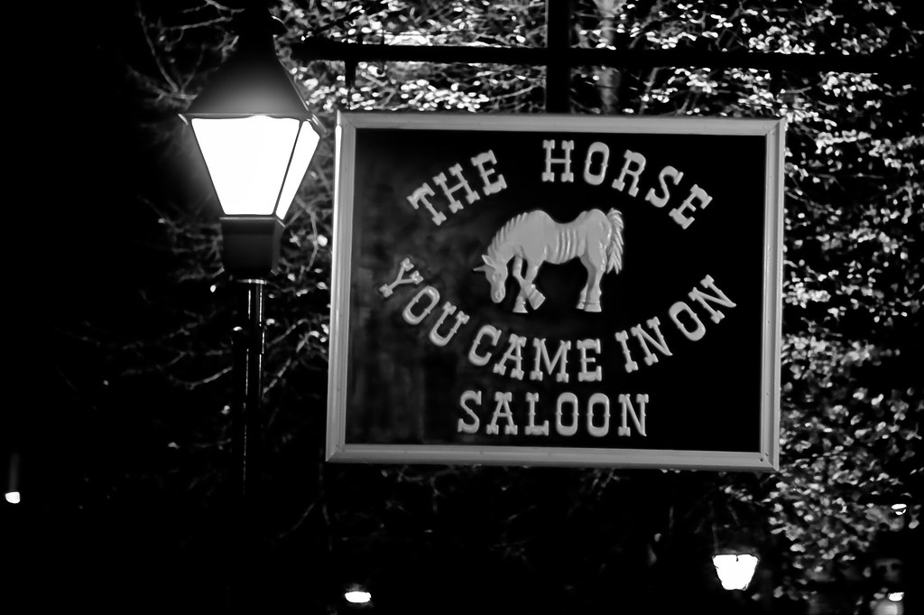 Top 10 Most Haunted Places in Baltimore #6 The Horse You Came In On Saloon