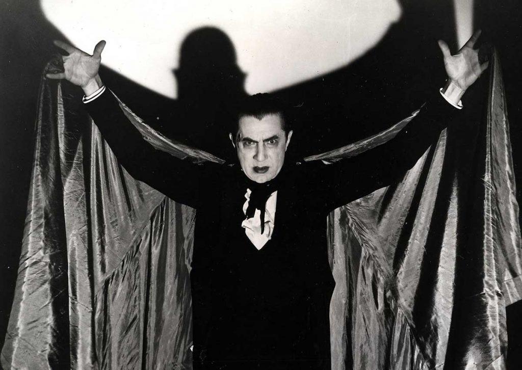 The original Count Dracula Bela Lugosi