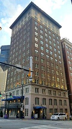Haunted places in Atlanta-Ellis Hotel