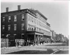 Braddock House Hotel of top 10 most haunted places in Alexandria