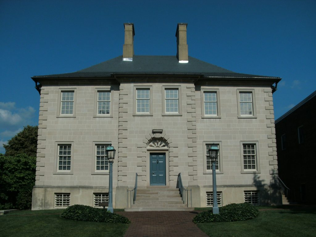 Haunte Carlyle Mansion