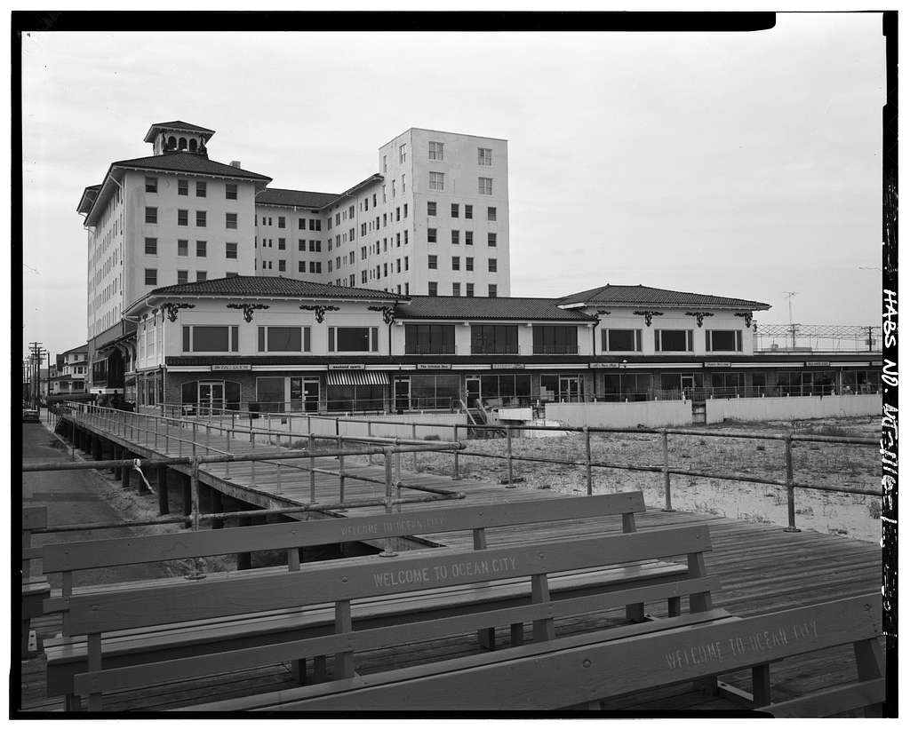 Haunted places in Atlantic City the Flanders Hotel