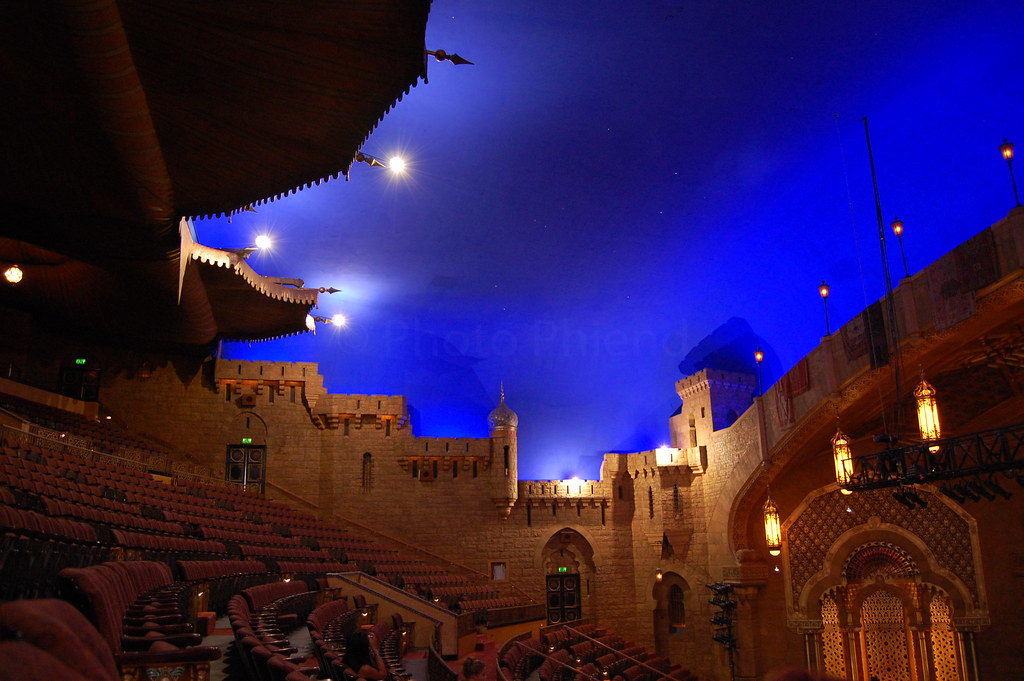 Haunted places in Atlanta-Fox Theatre