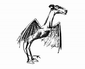 Haunted places in Atlantic City Jersey Devil